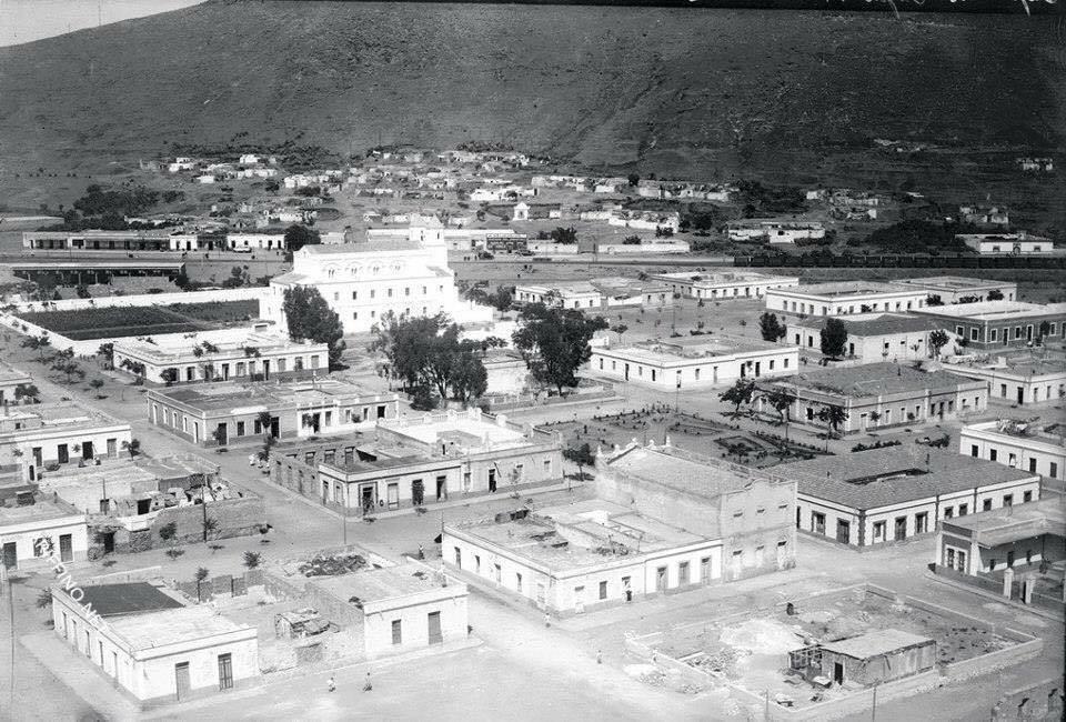 بين الماضي والحاضر: اريفينو تنفرد بنشر 100 صورة تؤرخ للتحول العمراني بمدينة الناظور
