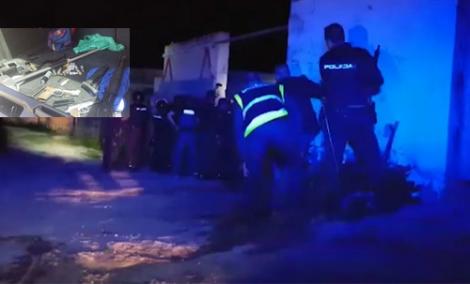 اسبانيا.. مواجهة مسلحة بين الشرطة وبارونات مغاربة حول 3 طن من الحشيش (فيديو)