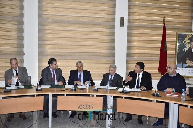 بعيوي يوقع اتفاقية شراكة مع وزير السياحة لخلق ديناميكية سياحية بالناظور و اقاليم الجهة