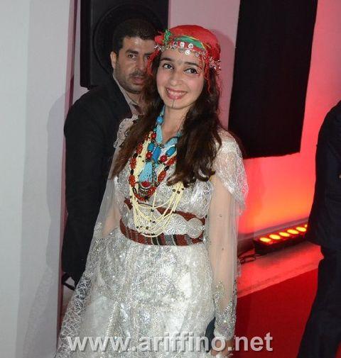 +الصــــــور : الممثلة الشابة ابتسام عباسي(مازيليا).. موهبة فنية ريفية تشق طريقها نحو النجومية