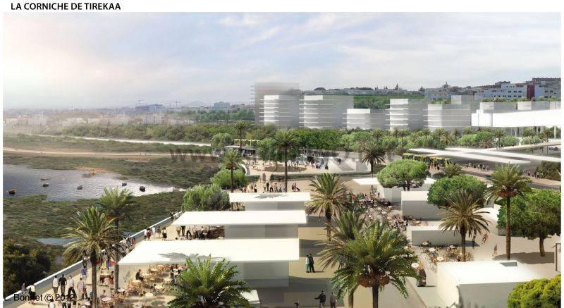 اريفينو تكشف + وثيقة و صور: مارتشيكا ستنجز شاطئا صناعيا جديدا بالناظور بهذا المكان؟؟
