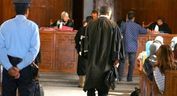 كولونيل يجر قضاة ومحامية ورئيس كتابة الضبط بالناظور إلى المسائلة وهذا هو السبب؟؟