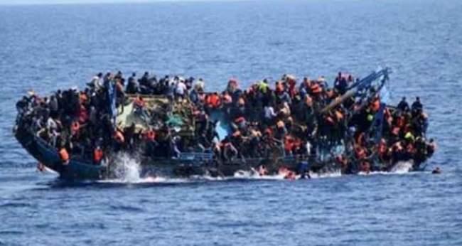 حملة هجرة غير مسبوقة من شواطئ الناظور و الريف نحو إسبانيا