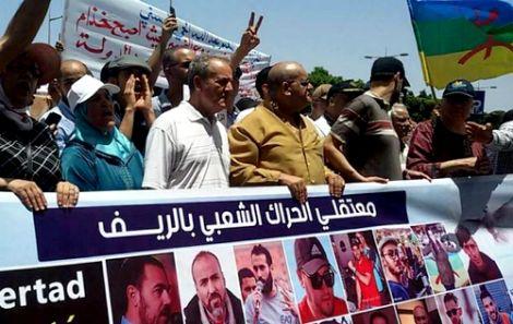 سلطات الحسيمة تمنع تأسيس جمعية لأسر معتقلي حراك الريف