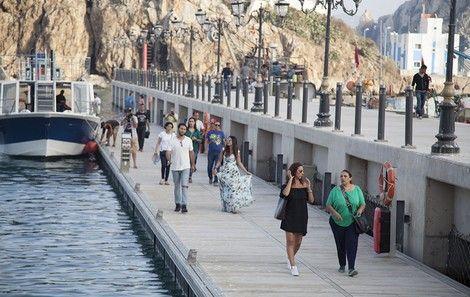 القطاع السياحي بالحسيمة يسجل انتعاشة خلال الربع الاول من السنة الجارية