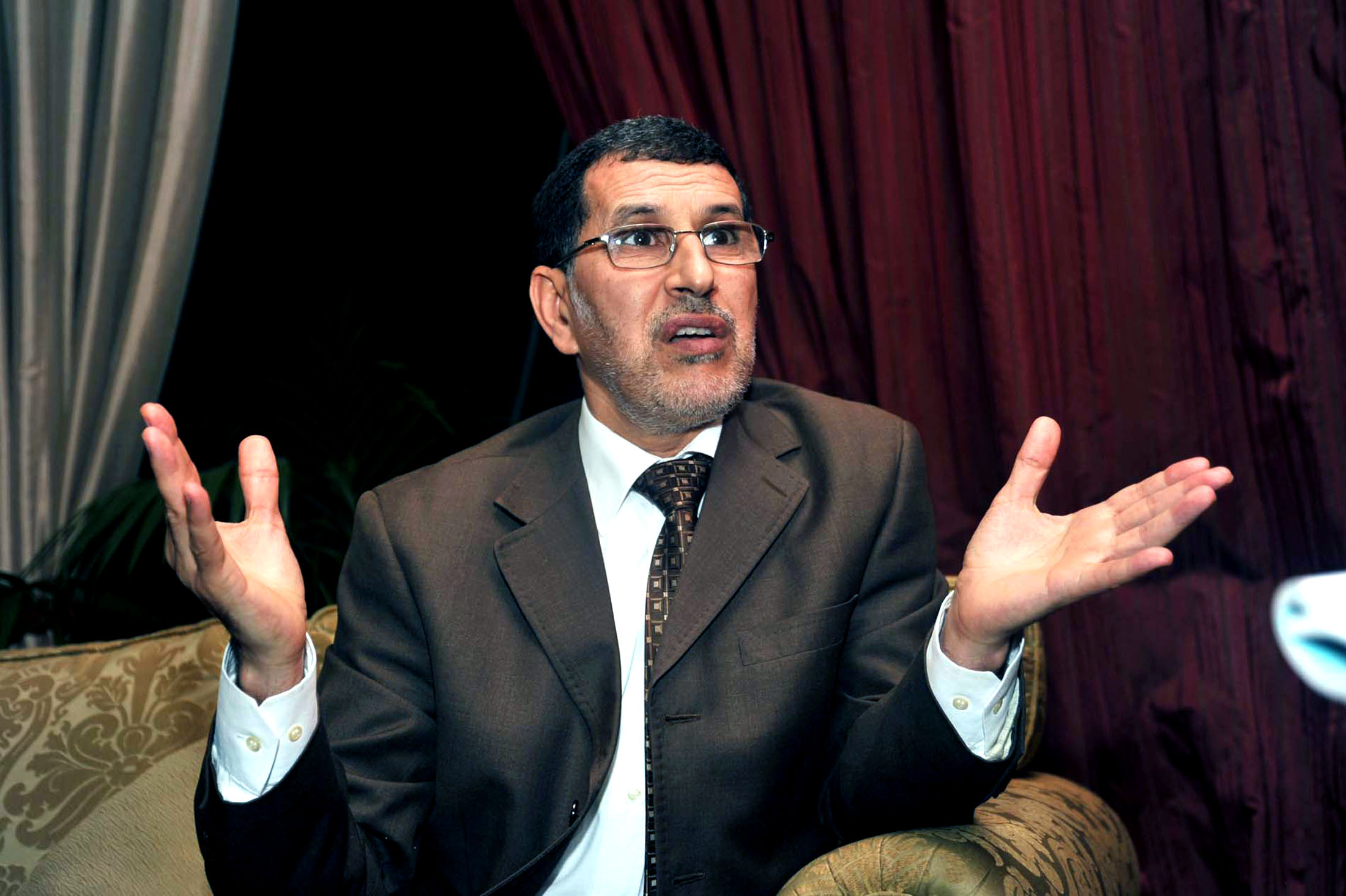 المقاطعة.. العثماني يعتذر عن العبارات المسيئة للشعب