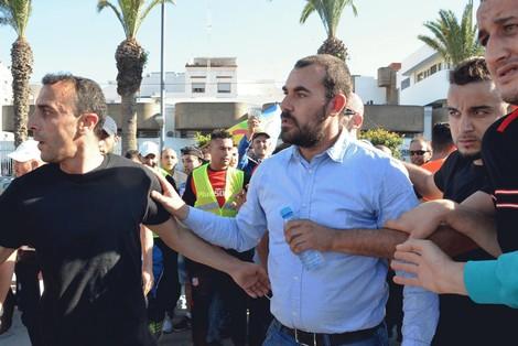 الزفزافي: أنا أحاكم من أجل موقفي من النظام ولم يجدو ضدي شيئا يدينني