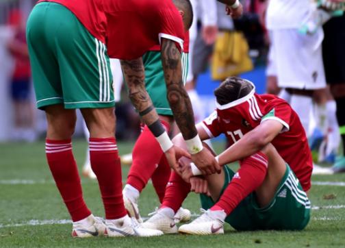 وفاة أربعيني بسلا بسكتة قلبية بسبب هزيمة المغرب أمام البرتغال