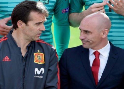 اقالة مدرب منتخب اسبانيا قبل 24 ساعة من انطلاق المونديال لهذا السبب؟