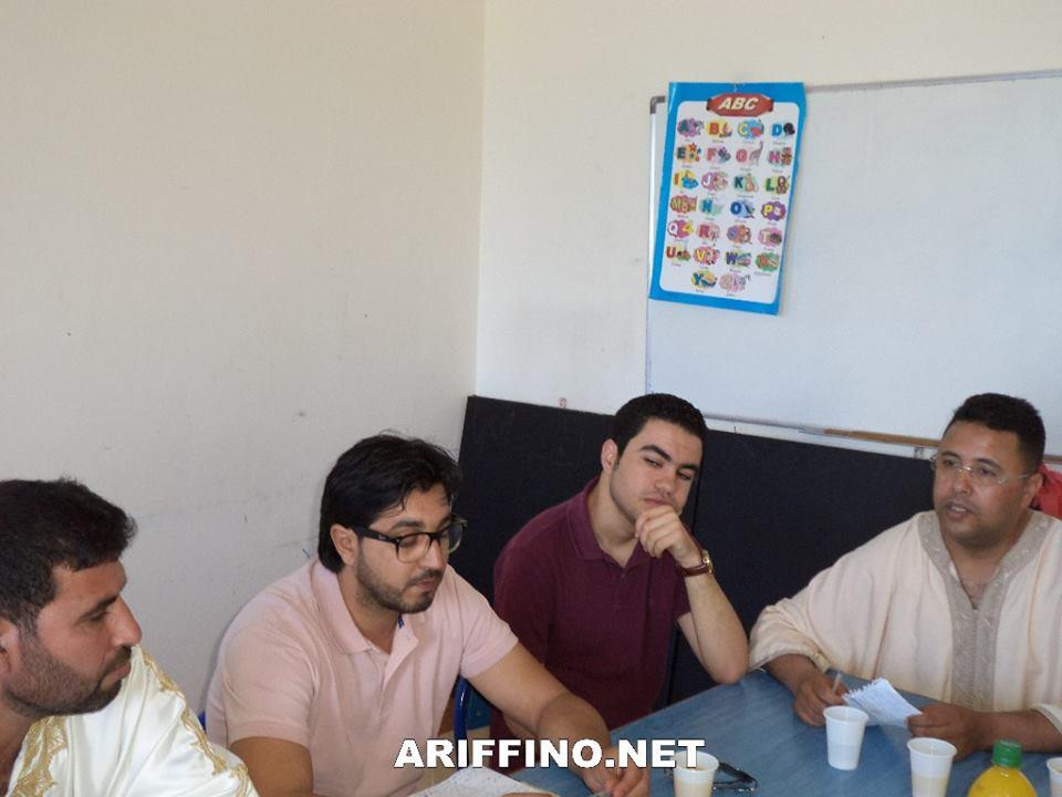 بالصور:جمعية مارتشيكا الرياضية لأركمان تعقد اجتماعها السنوي العادي وتصادق على جدول أعمال الجمع