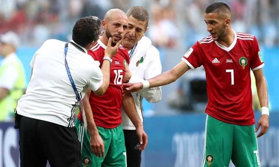 المحارب الريفي أمرابط يرد على الفيفا بإعلان إستعداده اللعب بنفس القتالية أمام إسبانيا