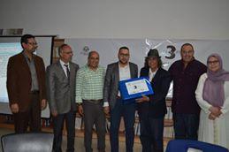 الإعلامي كمال لمريني ابن مدينة زايو يحصل على جائزة في مجال الصحافة