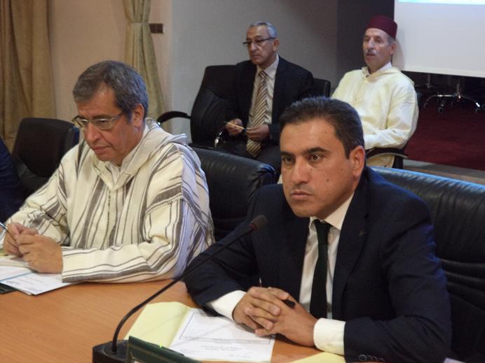 ربورتاج:المجلس الاقليمي للناظور يعقد دورة يونيو العادية بجدول أعمال تضمن 8 نقاط ؟؟