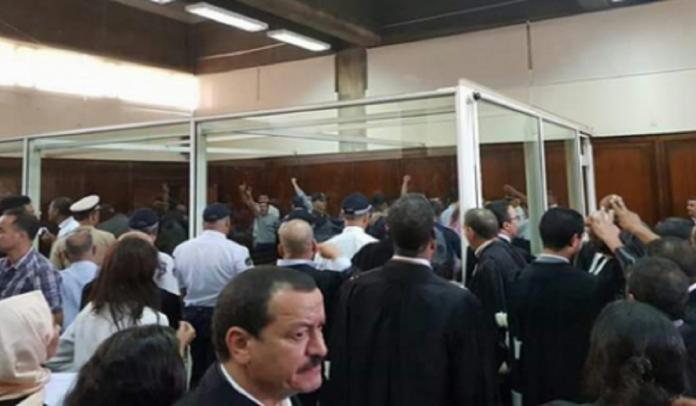 """ممثل النيابة العامة يقدم مذكرة من حوالي ألفي صفحة ضد معتقلي """"حراك الريف"""""""