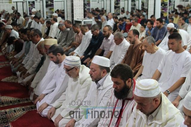 روبورتاج:مسجد الحسن الثاني بالناظور يحيي ليلة القدر المباركة