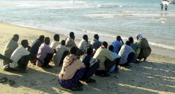 إسبانيا تعيد مهاجرين من جنوب الصحراء خلسة إلى الناظور