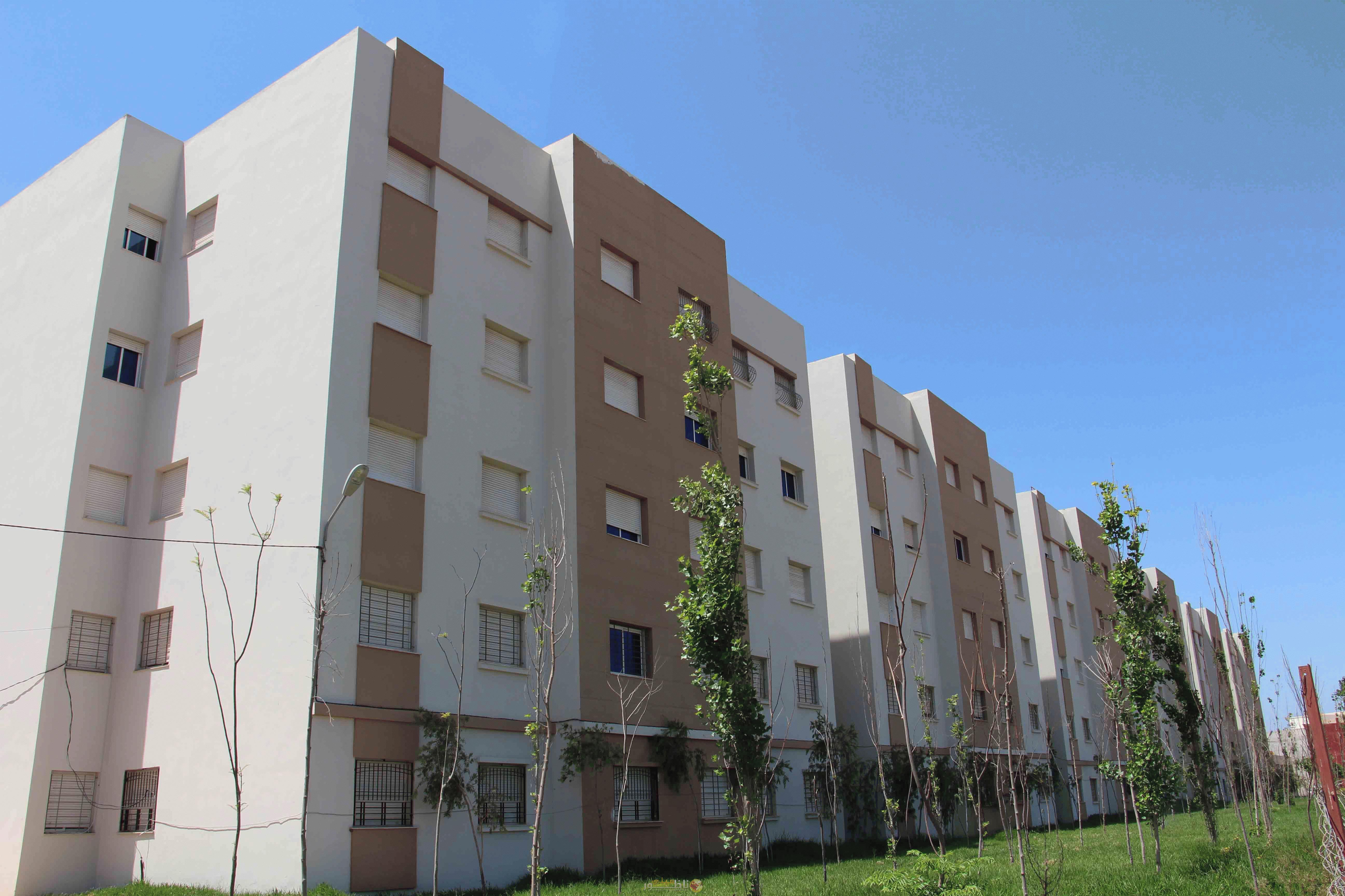 إعلان للمستفيدين من شقق السكن الإقتصادي (الشطر الثالث) لديار عاريض بالناظور