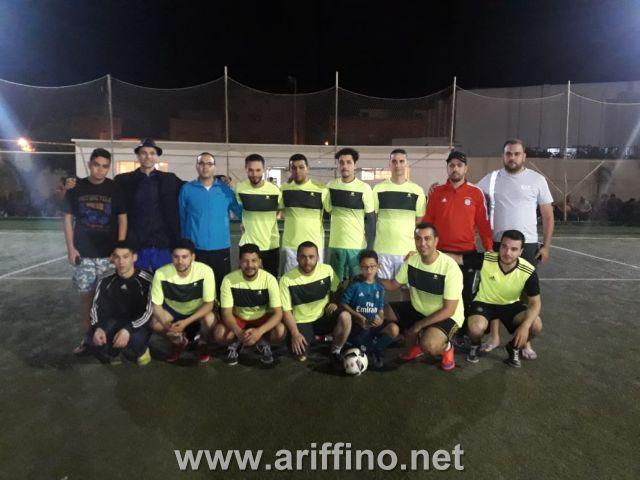 """الناظور …إسدال الستار على دوري المرحوم """"البوطيبي"""" في كرة القدم المصغرة"""