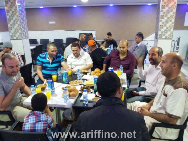 الناظور :  جمعية الأمل للتنمية البشرية تنظم إفطارا جماعيا بمشاركة منخرطيها