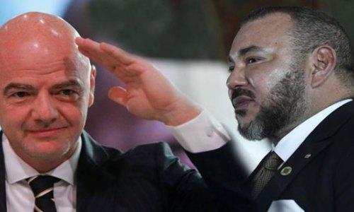 الحلم الناظوري مستمر: بتعليمات من الملك .. المغرب سيترشح لتنظيم كأس العالم 2030
