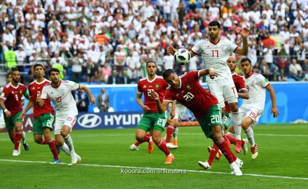 +صورة و فيديو: الناظوري بوحدوز يسجل اجمل هدف في تاريخه في مرمى المغرب؟؟؟
