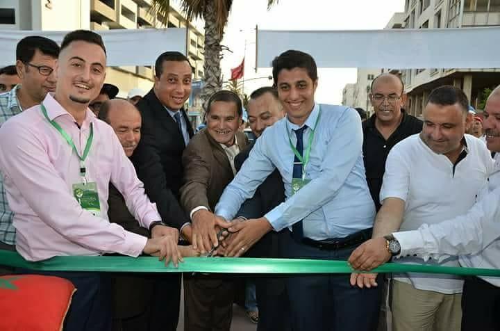 + صور : جمعية سمايل للثقافة تستعد لإنجاح الدورة الثانية للأسبوع الأخضر بالناظور