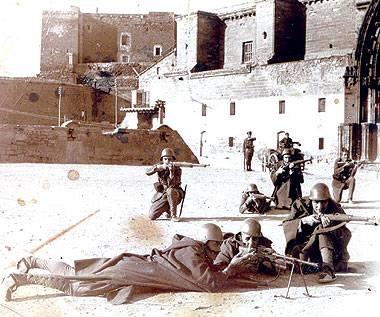 الريفيون في الحرب الأهلية الإسبانية