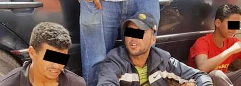 +صورة: الدرك الملكي يعتقل 3 أشخاص بعد اعتراضهم سبيل شابة بالدريوش