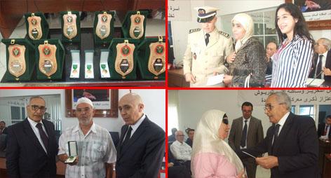 روبورتاج الدريوش :المندوبية السامية لقدماء وجيش التحرير تنظم مهرجانا خطابيا احتفاء بالذكرى الـ 97 امعركة أنوال الشهيرة