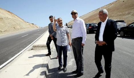 هذه مبررات الوزير عمارة حول تأخر اتمام انجاز طريق الدريوش تازة