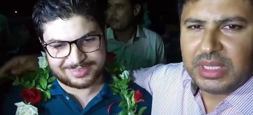 محكمة الإرهاب تلغي الحكم على الناشط الريفي و ابن الدريوش محمد بنجدي