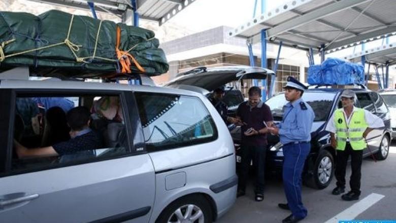 وزارة التجهيز تخفض ثمن النقل البحري للمهاجرين من اسبانيا الى طنجة و تستبعد الناظور