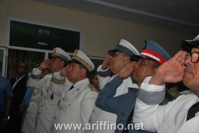 بالصـــور : باشا مدينة بن الطيب يترأس حفل الإنصات للخطاب الملكي السامي