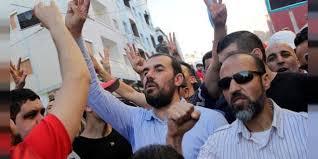 ادارة عكاشة تلوح بتفريق معتقلي الحراك على سجون خارج البيضاء