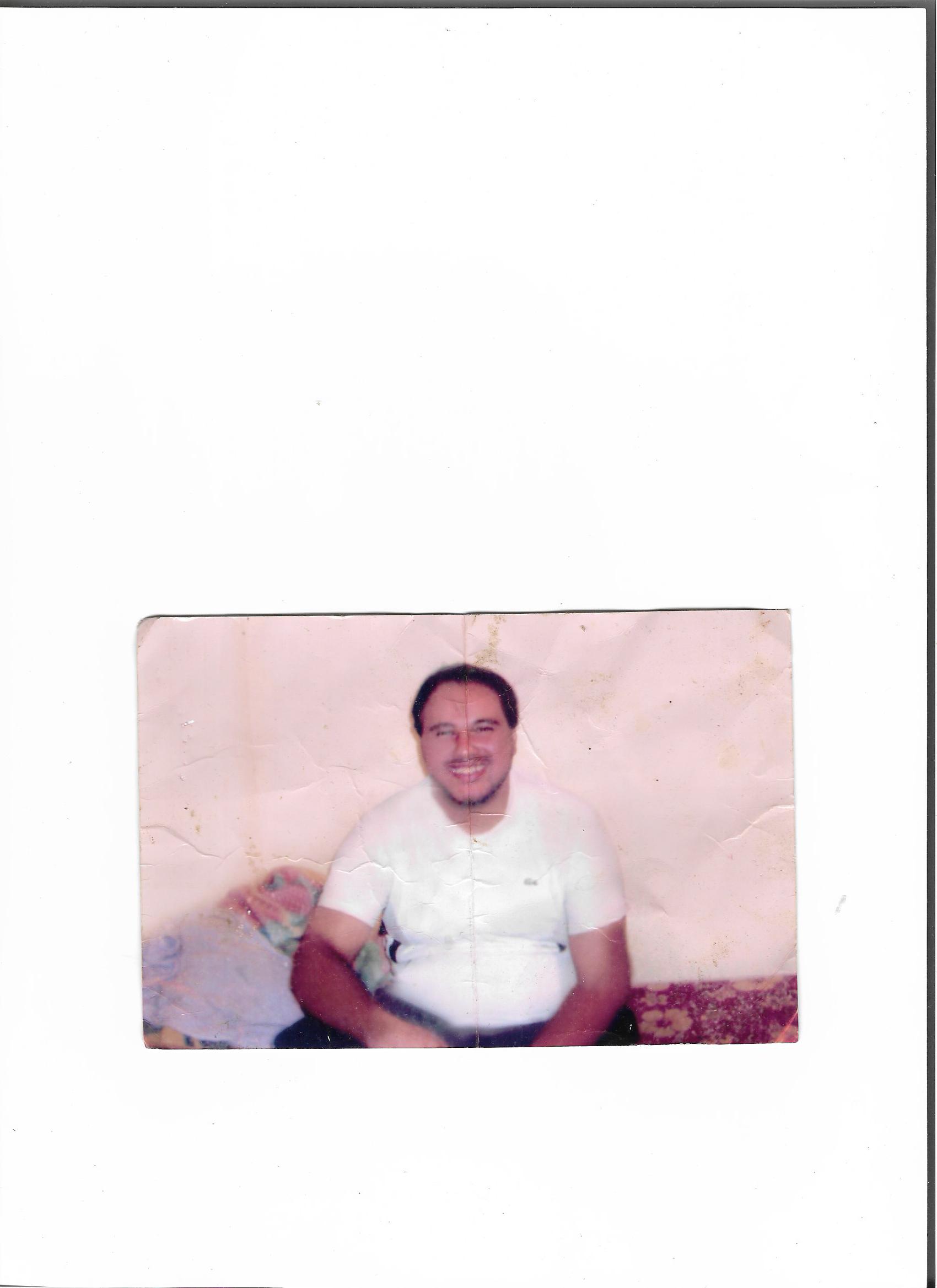 """نداء… للبحث عن مختفي """"علي قسي """" من اقليم الدريوش في ظروف غامضة"""