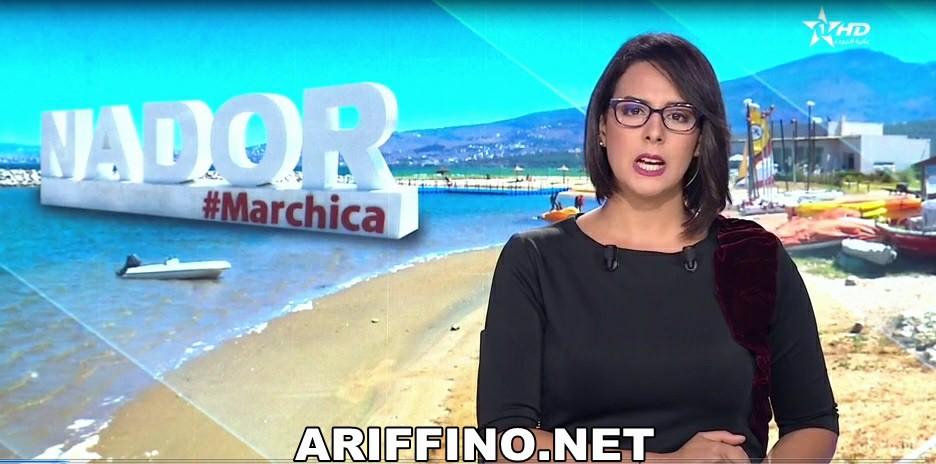 +صور و فيديو:تقدم أشغال مارتشيكا بالناظور بعيون القناة الأولى المغربية