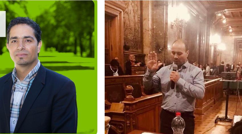 أستاذ ريفي هاجر لبلجيكا ليُعين مستشاراً ببلدية بروكسيل