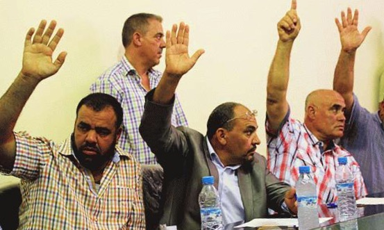 اريفينو تكشف السبب الحقيقي للانقلاب الذي تشهده بلدية سلوان …