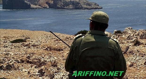 """اريفينو تكشف تفاصيل مثيرة في محاكمة """"مخازني"""" أضاع سلاحه الوظيفي بقرية اركمان"""