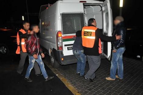 القبض على سوريو بفرخانة ينشر الهدوء في ارجاء بوعرك لهذا السبب؟