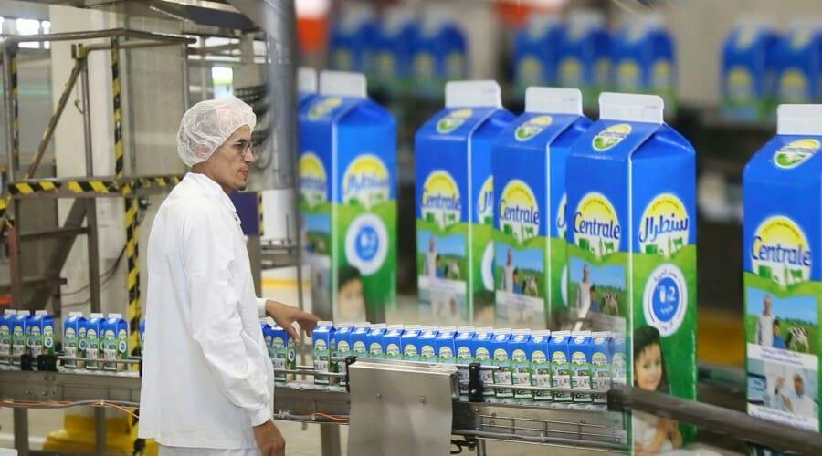 سنطرال دانون تخفض ثمن الحليب وتعلن عن منتوج جديد بـ2.50 درهم