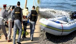 توقيف 52 مهاجرا مغربيا ضواحي الناظور..كل واحد منهم أدى مليون سنتيم