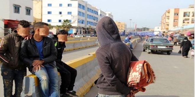 المغرب يستمر في إبعاد قاصريه عن مليلية..إيقاف 150 شابا بالناظور كانوا ينتظرون للعبور نحو الضفة الأخرى