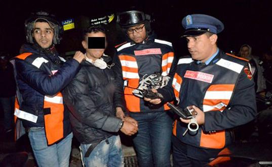 الناظور: الشرطة تحقق مع 14 عاملا في الانعاش الوطني من أجل عملية سرقة خطيرة
