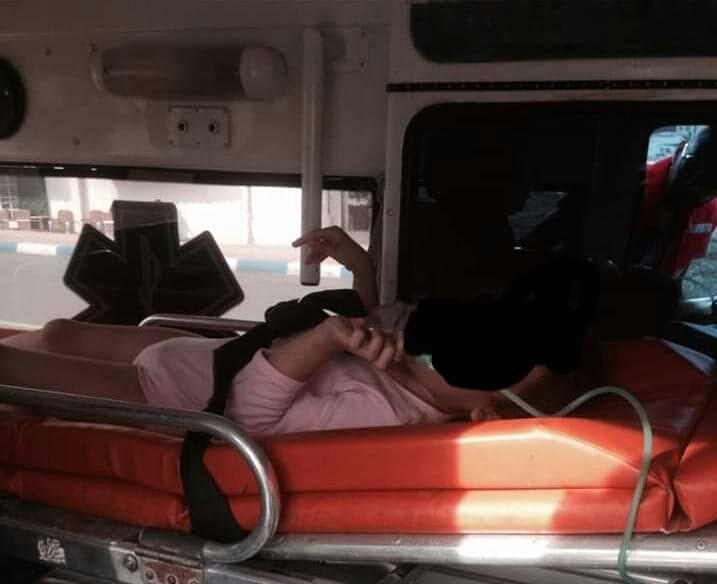 +صورة: شرطة الناظور تمنع طفلة في حالة صحية خطيرة من العبور الى مليلية