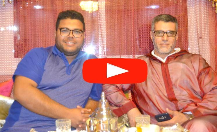 شاهد بالفيديو:أريفينو تستضيف رئيس الجامعة الوطنية لرياضة ابيناكا عبد السلام بولعيون