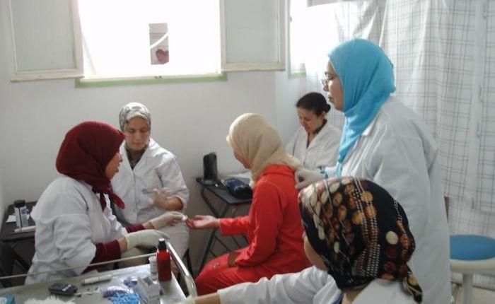 الناظور : قافلة طبية تستهدف أزيد من ألف مستفيد براس الما