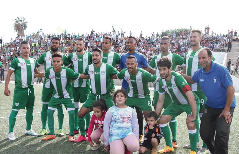 فريق هلال الناظور يعود بانتصار من خارج ميدانه ضد فريق اتحاد جرادة بهذه النتيجة