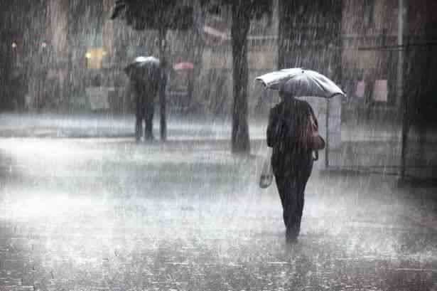 طقس اليوم زخات رعدية قوية جنوبا وأمطار خفيفة شمالا وصحوا بالناظور