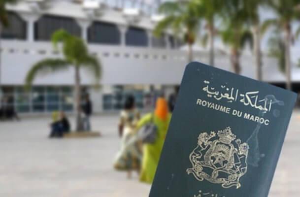 توقيف ثلاثة تونسيين وجزائري بجوازات سفر مغربية في معبر فرخانة في الناظور